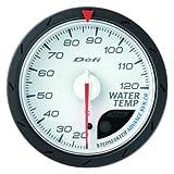 日本精機 Defi (デフィ) メーター【Defi-Link ADVANCE CR】水温計 60φ (ホワイト) DF09201