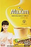 Maxim モカゴールドコーヒー 100本