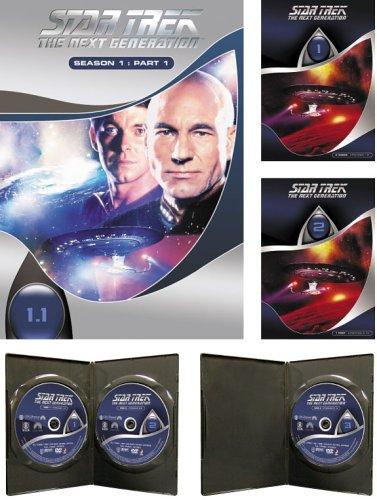 新スター・トレック シーズン1 Vol.1 [DVD]の詳細を見る