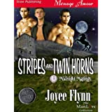 Stripes and Twin Horns [Midnight Matings] (Siren Publishing Menage Amour ManLove)