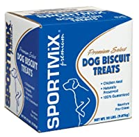 Wells SPORTMiX Hickory Smoked Basted Dog Biscuit Treats - 20 lb. Bag by Wells Pet Food