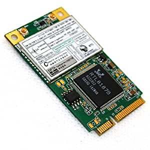 REALTEK RTL8187B MINI-PCI-e Wireless WiFi LAN Card 802.11b/g RTL8187 New by Realtek