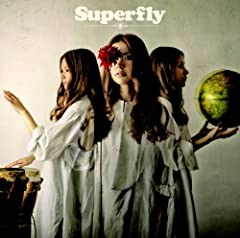 Free Planet♪SuperflyのCDジャケット