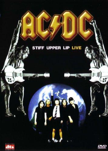 AC/DC Stiff Upper Lip Live 【UA-02】 [DVD]
