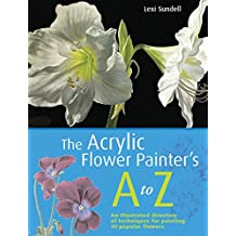 Acrylic Flower Painter's a-Z
