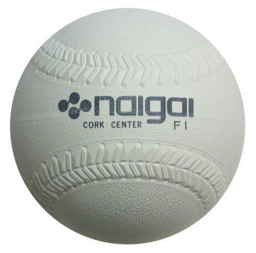 内外ゴム(NAIGAI) ソフトボール2号 公認球 2