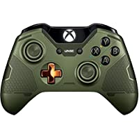 Halo 5: Guardians Master Chief Xbox One Rapid Fire Modded Controller 40 Mods for COD BO3, Advanced Warfare, Ghosts Quickscope, Jitter + MORE by Xbox One [並行輸入品]