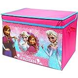アナと雪の女王[収納用品]組立収納ボックス/Frozen ディズニー【アナ&エルサ 】