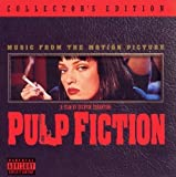 Pulp Fiction: Music From The Motion Picture by Various Artists (2006-03-21)