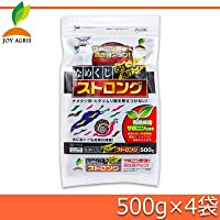 JOYアグリス なめくじ逃げ~ 逃げ~ ストロング 500g×4袋