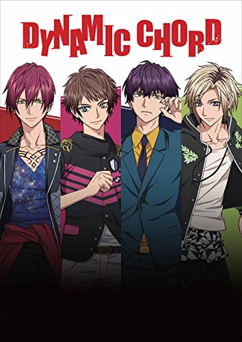 DYNAMIC CHORD BOX 1 [Blu-ray]