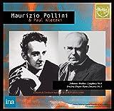 ブラームス : 交響曲 第3番 | ショパン : ピアノ協奏曲 第1番 (Johannes Brahms : Symphony No.3 | Frederic Chopin : Piano Concerto No.1 / Maurizio Pollini & Paul Kletzki) [輸入盤]