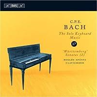 C.P.E. Bach: Württemberg Sonatas, Vol. 2