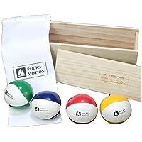 ROCKS MOTION・ジャグリングボールセット(4個セット・Juggling ball)