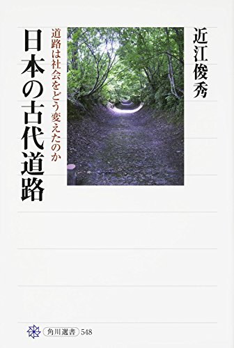 日本の古代道路 道路は社会をどう変えたのか (角川選書)