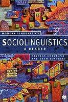 Sociolinguistics: A Reader and Coursebook (Modern Linguistics)
