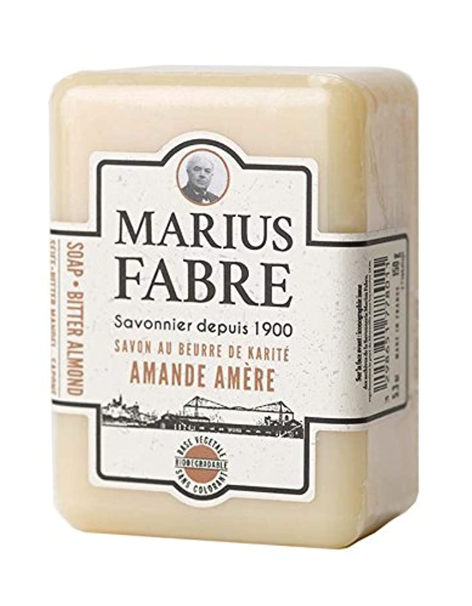 おとなしい作り上げる肯定的サボンドマルセイユ 1900 ビターアーモンド 150g