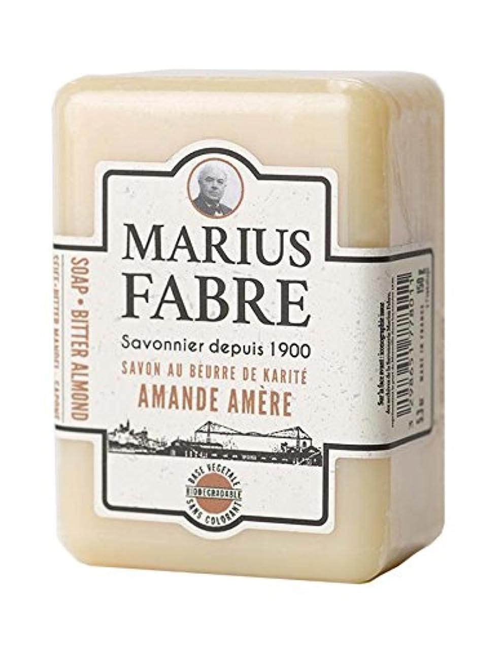 出発嘆く純粋なサボンドマルセイユ 1900 ビターアーモンド 150g