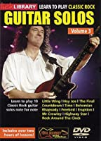 Lick Library: Learn To Play Classic Rock Guitar Solos Volume 3. For ギター