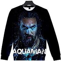 Generic Brands New 3D Aquaman Festivals Winter Sweatshirt Fashion Funny Sweatshirt Women/Men Plus Size XXS-4XL