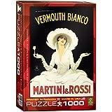 ベルモット ビアンコ マティーニ Rossi 1000 ピースのパズル