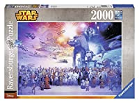 Star Wars Universum. Puzzle 2000 Teile
