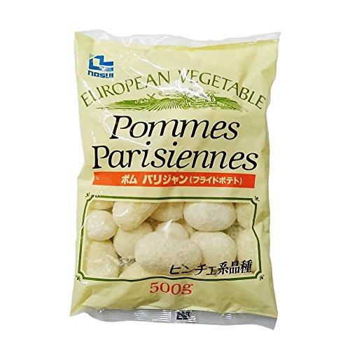 【冷凍】 業務用 ポム・パリジャン 500g ノースイ 冷凍野菜 じゃがいも