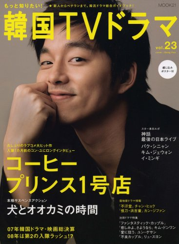 もっと知りたい!韓国TVドラマvol.23 (MOOK21)