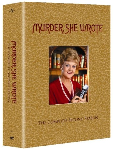 Murder She Wrote: Complete Second Season [DVD] [Import]