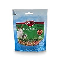 Kaytee Fiesta Healthy Treat for Small Animal, 2.5-Ounce, Papaya Toppings by Kaytee