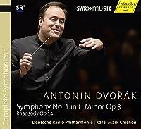 Dvorak: Symphony No. 1 - Rhapsodie by Deutsche Radio Philharmonie Saarbrucken