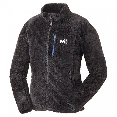 ミレー MIV01149 GOULOTTE SOFT SHELL JKT グロット ソフトシェル ジャケット チャコールグレー LL【Mens】