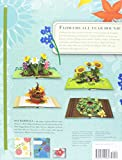 Paper Blossoms for All Seasons: A Book of Beautiful Bouquets for the Table (Pop Up Book) 画像