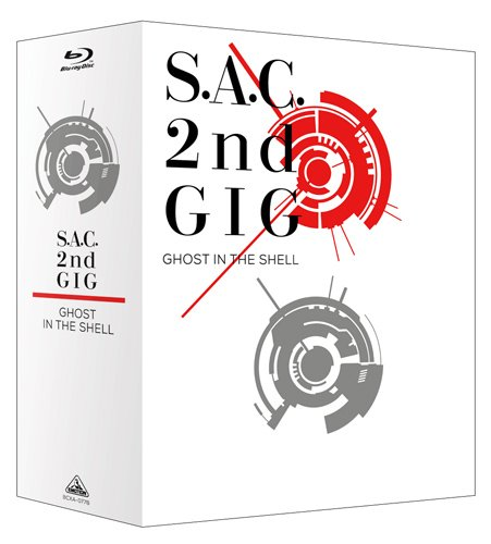 攻殻機動隊 S.A.C. 2nd GIG Blu-ray Disc BOX:SPECIAL EDITIONの詳細を見る