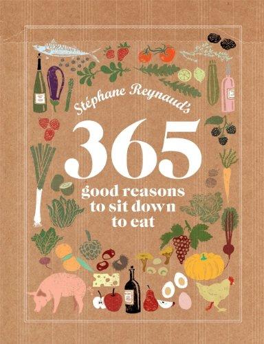 365 Bonnes Raisons de Passer Table