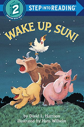 Wake Up, Sun! (Step 2 : Step Into Reading Books)の詳細を見る