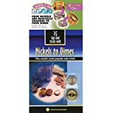 Loftus International 25 Tips and Tricks with Nickels to Dimes - Trick and Booklet Combo by Loftus International