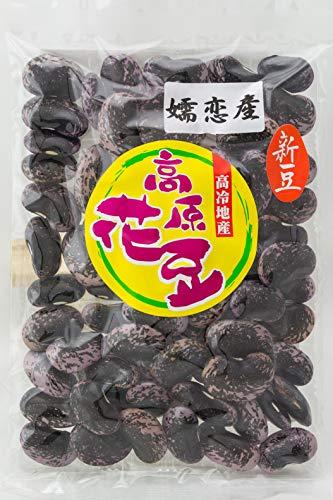 令和元度産 群馬県嬬恋村産 紫花豆 200g