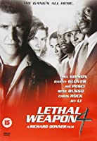 Lethal Weapon 4 [DVD]