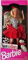 Spots 'N Dots Barbie バービー 人形 ドール 【並行輸入】