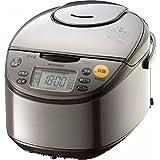 三菱IHジャー炊飯器 NJ-NH105-S スモークシルバー NJ-NH105-S