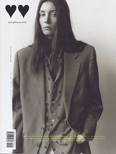 Hearts Magazine [US] No. 4 2018 (単号)