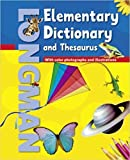 Longman Elementary Dictionary and Thesaurus Hardcover (American Elementary Dictionary and Thesaurus)