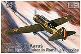 IBG 1/72 ルーマニア空軍 単発軽爆撃機 PZL23Bカラシュ プラモデル PB72510
