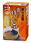 【大幅値下がり!】宇治園 香りのほうじ茶ティーバッグ 30g×10個が激安特価!