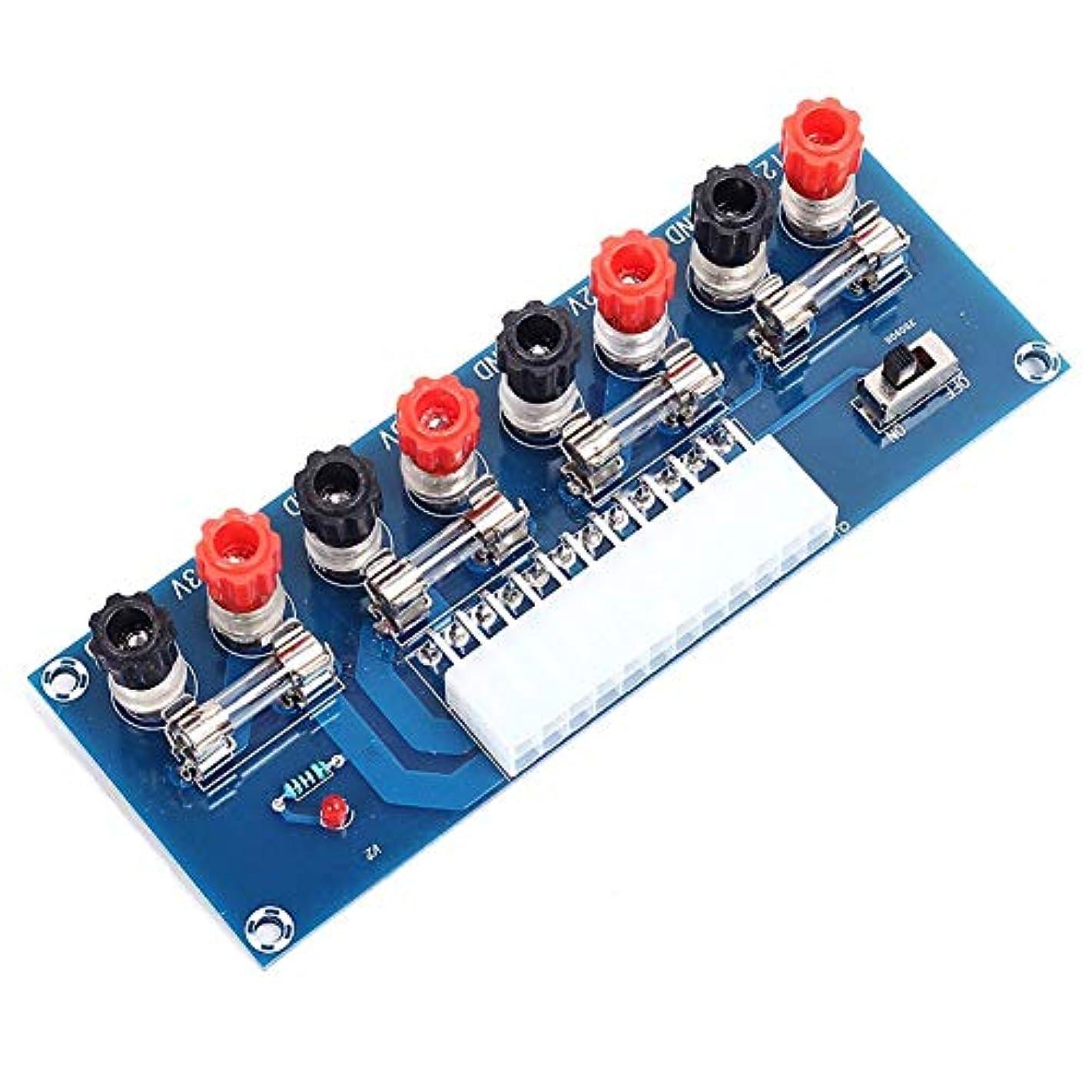 エキゾチックアソシエイト方向waves ATX 電源取り出し モジュール 電源検証ボード 電源出力端子付き