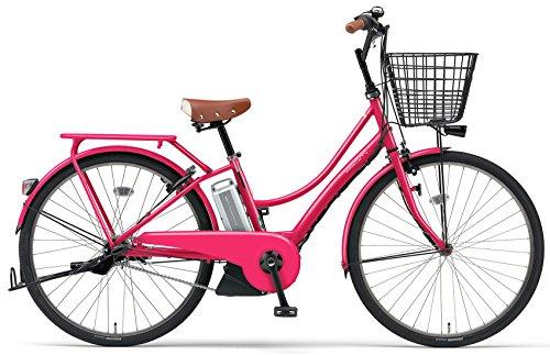 電動アシスト自転車 PAS Ami 26インチ 2016年モデル チェリーピンク