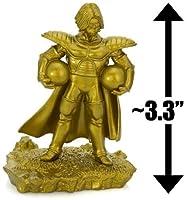 "Golden Zarbon (~3.3"") w/ 6 Star DragonBall - DragonBall Kai Mini-Figure in a DragonBall Series: Great Rival Saga"