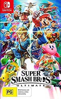 Super Smash Bros. Ultimate (Nintendo Switch) (B07DWS8XDX) | Amazon price tracker / tracking, Amazon price history charts, Amazon price watches, Amazon price drop alerts