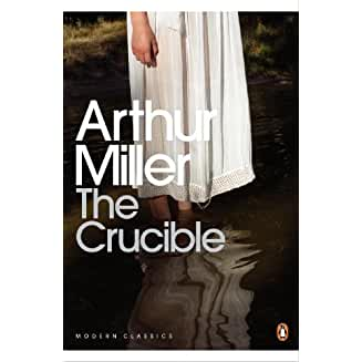 the fear driven acts in the crucible a play by arthur miller Fear in the crucible by arthur miller issues of fear and shame in act one of 'the crucible' arthur miller&#8217s play the crucible develops.